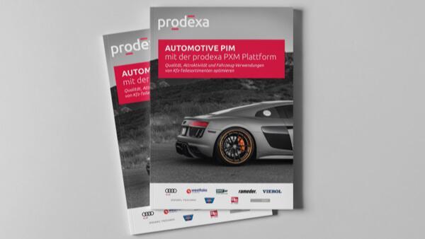 prodexa Automotive PIM