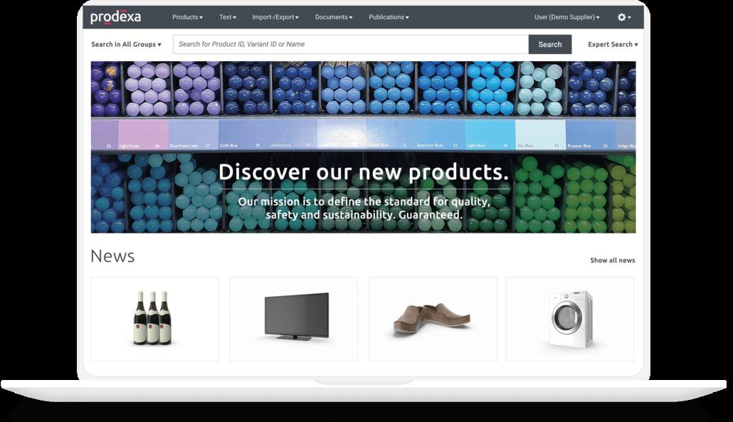 prodexa Cloud für Handel und B2B